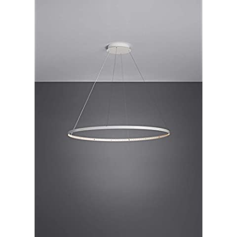 El Deun luminarias-suspensión Circle by el Deun 80 unidades, color blanco