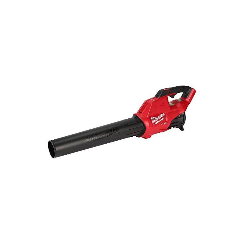 Milwaukee MILM18FBL0 Fuel Leaf Blower 18 V Bare Unit, red