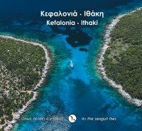 Cephalonia - Ithaca - As the Seagull Flies 2010 por Anavasi