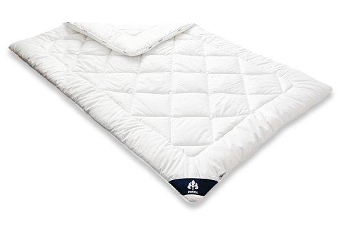 Badenia 03 691 040 149 Bettcomfort Steppbett Irisette Vitamed Duo, 155 x 220 cm, weiß