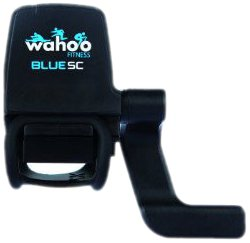 Wahoo Fitness WFBTSC01G Blue SC Sensor Misuratore di passo e velocità, Nero