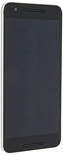 "Huawei Nexus 6P - Smartphone libre Android (5.7"", camara de 12.3 MP, 3 GB de RAM, memoria interna de 32 GB), color negro (Reacondicionado Certificado)"