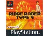 Sony Computer Entertainment Ridge Racer Type 4