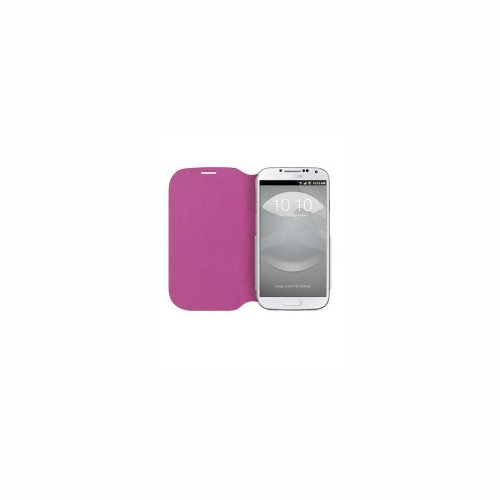 SwitchEasy, FLIP Charcoal Black für Samsung Galaxy SIV rosa