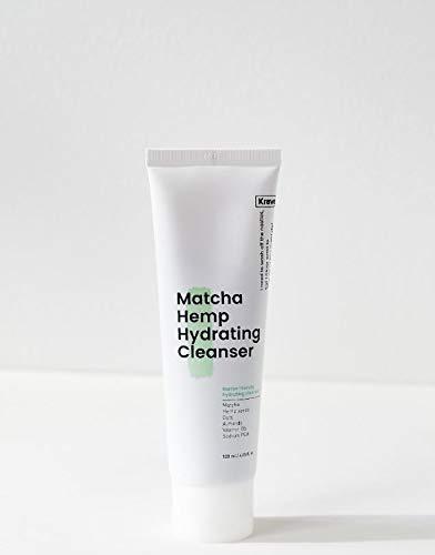 KRAVE Beauty Matcha Hemp Hydrating Cleanser 120ml K-Beauty