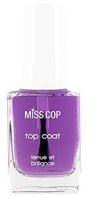 Miss Cop Nail Care 12 ml, Top Coat