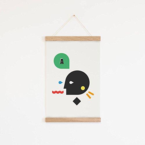 Kunstdruck Bauhaus