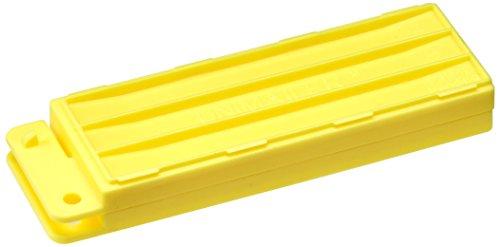 neoLab 2-1828 Objektträger-Versandbehälter, Gelb (50-er Pack)