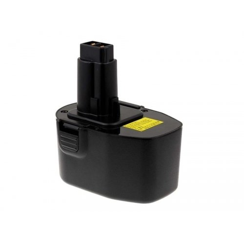 Batterie pour Black & Decker Type FIRESTORM A9262 Li-Ion Chargeur incl., 14,4V, Li-Ion [ Batterie outil électroportatif ]