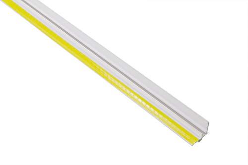 10 Meter | Anputzleiste Putzprofil Leibungsprofil | PVC | 10cm Gewebe | Lemal | PT13.6