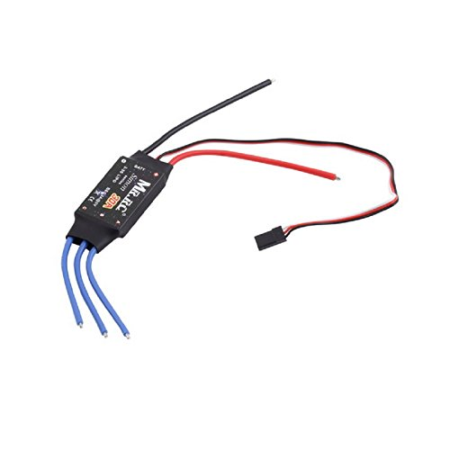 Water & Wood MR.RC Simonk 20A ESC Brushless Motor Speed Controller for Multicopter