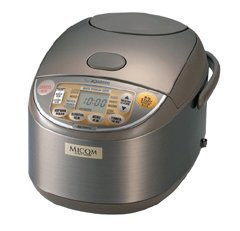 Made In Japan Reiskocher (ZOJIRUSHI MICON Reiskocher Außerhalb von Japan NS-YMH10 Spezifikation (220-230V))