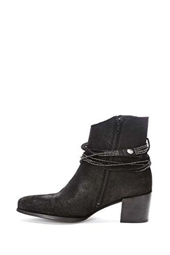 Guess  Boots Guess Pia Noir Femme,  Stivali Donna Nero