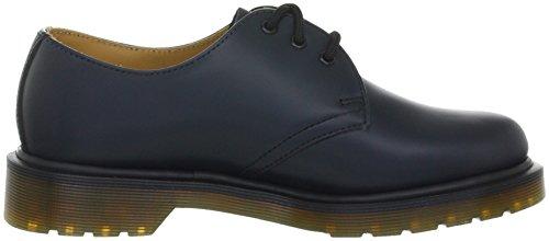 Dr. Martens 1461 Smooth 1461 Smooth Navy, Chaussures à lacets mixte adulte Bleu - Bleu marine