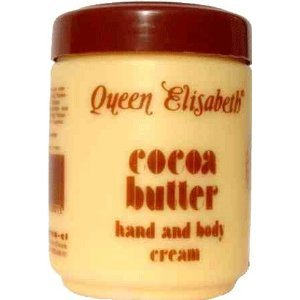 Queen Elisabeth Cocoabutter Hand- und Körperkreme 500ml