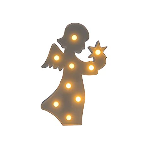LED Ampoule Lampe Night Lights, Hankyky Mini-plante d