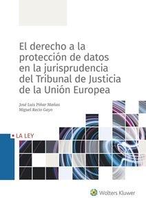 Derecho a la protección de datos en la jurisprudencia del Tribunal de Justicia d
