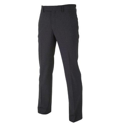 IJP Design, Pantaloni da golf Uomo - Classic, Grigio (Graphit), 34-34