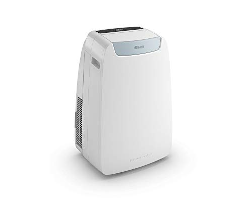 Olimpia Splendid 01916 Dolceclima Air PRO 13 A+ Climatizzatore Portatile 13.000 Btu/H, 2.93 Kw, Natural Gas R290, Design Made in Italy, Bianco