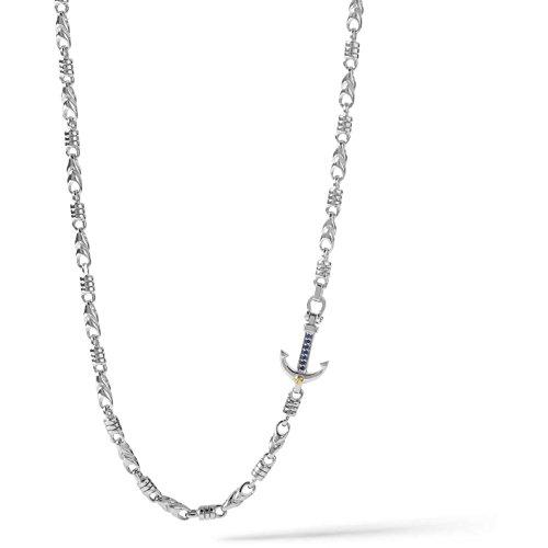 collana uomo gioielli Comete Passioni casual cod. UGL 592
