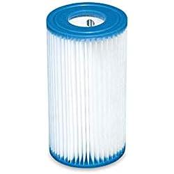 Intex 6 Filtres cartouche pour piscine Intex 12'56970FR