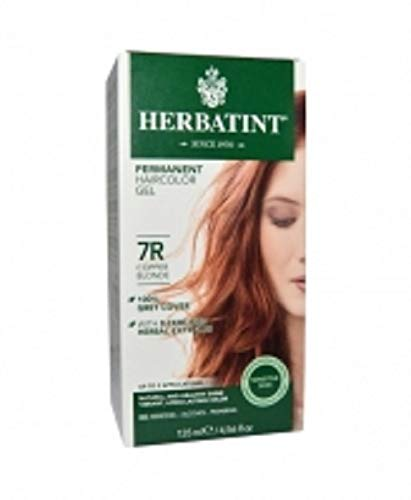 Herbatint | 7R Copper Blonde | 1 x 150ml
