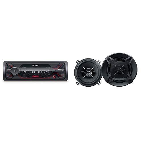 Sony DSX-A410BT MP3 Autoradio (Dual Bluetooth, NFC,