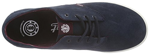 Element Vernon B, Baskets Basses Homme Bleu (Blau)