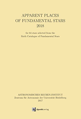 Apparent Places of Fundamental Stars (APFS): for 64 stars selected from the Sixth Catalogue of Fundamental Stars