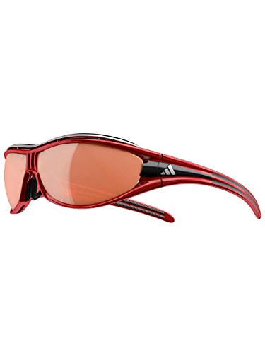 Adidas Sonnenbrille Evil Eye Pro L (A126) race red/black