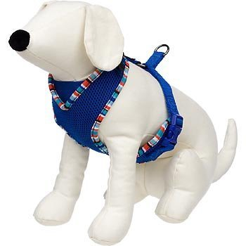 petco-adjustable-mesh-harness-for-dogs-in-blue-with-stripes-by-petco