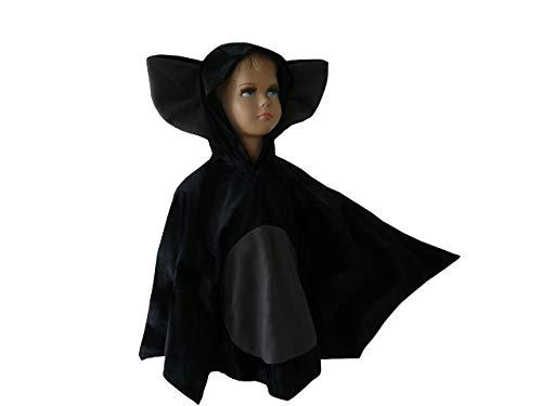 fasching karneval halloween kostüm cape für kleinkinder aus fellimitat - Hallowe'en Kostüm