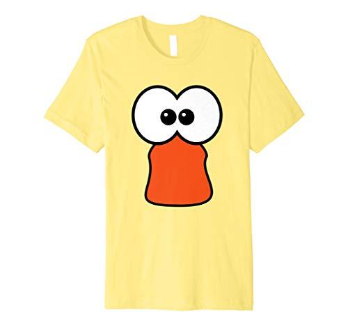 (Duck Face Shirt, funny niedliche Ente Halloween-Kostüm Geschenk Tee)