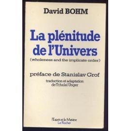 La Plénitude de l'univers