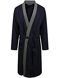 f2158c3d851 Men's Dressing Gowns and Kimonos: Amazon.co.uk