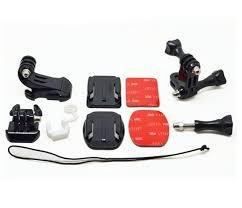 Galleria fotografica Montato maniglia borsa–supporti per fotocamere GoPro