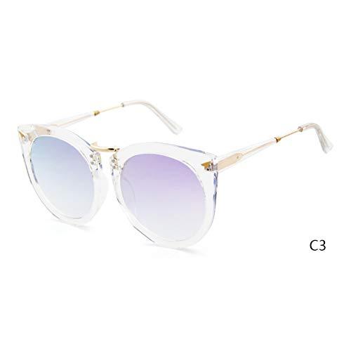 Taiyangcheng Mode Frauen cat Eye Sonnenbrille neues Modell Design Sonnenbrille hohe qualität,C3