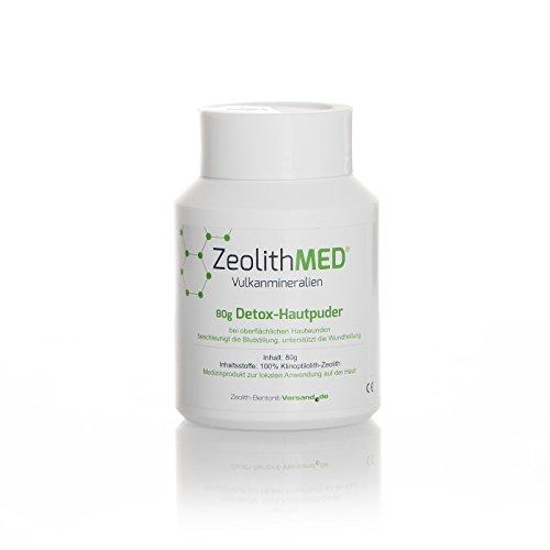 Zeolite MED® Detox-Cipria per la pelle