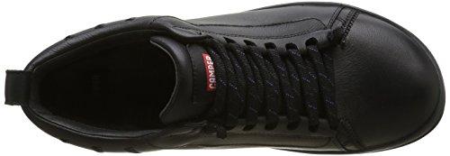 CAMPER Herren Peu Pista Sneakers Schwarz (Black 001)