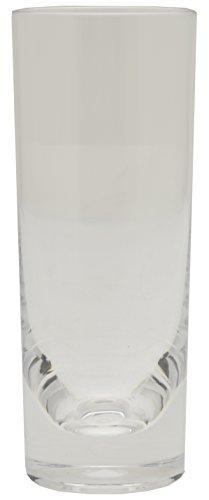 Acryl-Gläser, Tumbler, 24 Stück, Transparent, groß