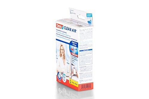 1300 Air (tesa Clean Air Feinstaubfilter, Größe L 140 : 100)