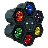 6 Kanal Lampen bunt Lichtorgel & Lauflicht erweiterbar