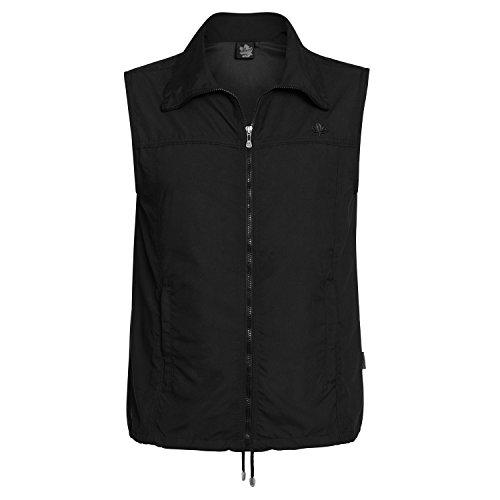 Micro veste de sport noir d'Ahorn en grandes tailles jusqu'à 10 XL, Taille:7XL