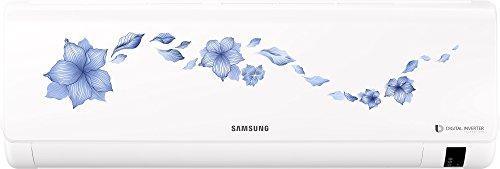 Samsung 1 Ton 3 Star Inverter Split AC (Copper, AR12NV3HFTRNNA, Starflower)