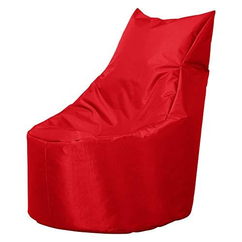 Big Bertha Original, Kinder Sitzsack Stuhl, Sessel, Outdoor, Rot