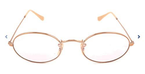 Ray-Ban Unisex-Erwachsene Mod. 3547N Sonnenbrille, Pink, 51