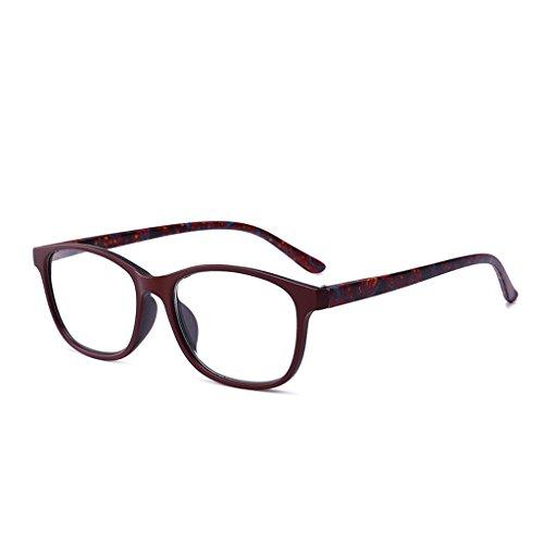 Kimruida Lesebrille Blume Design Presbyopie Brillen 1,0 + ~ + 4,0 Dioptrien Beste Geschenk Für Eltern