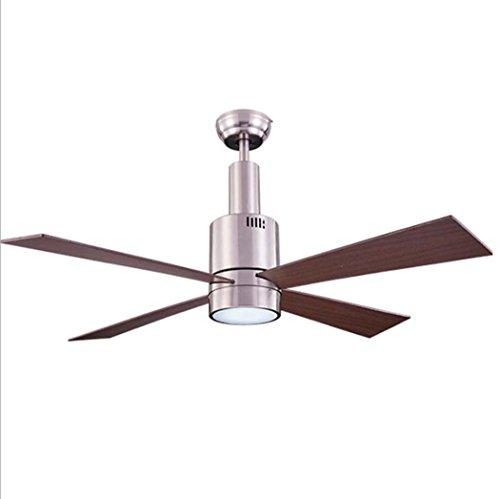 Luces simples del ventilador de Techo, Retro lámpara del ventilador A DISTANCIA,...