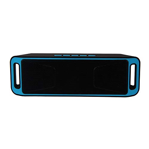 OPAKY Mini beweglicher neuester drahtloser Bluetooth Stereo-Lautsprecher TF USB Mic für iPhone, Samsung usw.