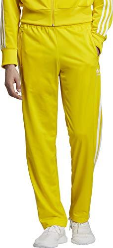 adidas Originals Firebird Trackpant Herren-Trainingshose ED7014 Yellow Gr. L